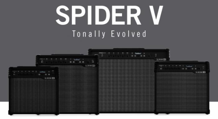 Line6 Spider V купить в Украине