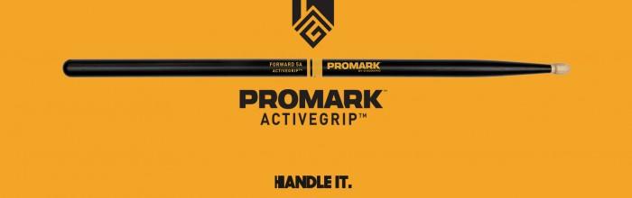Promark Activegrip барабанные палочки купить
