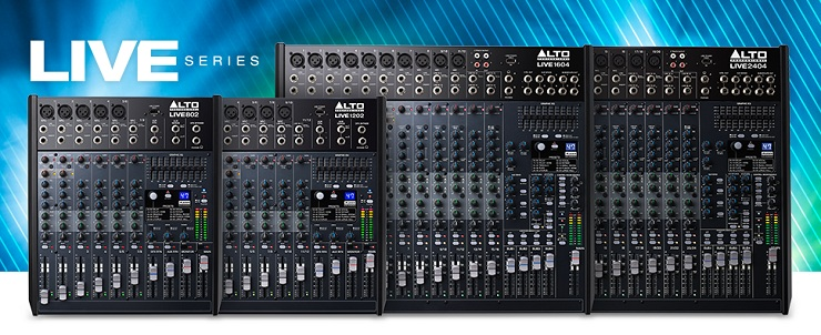 Alto Professional LIVE Series - JAM.UA