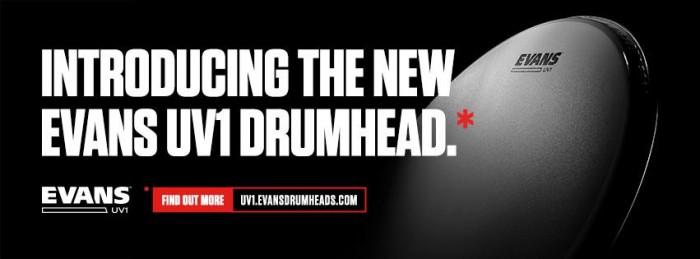 Барабанные пластики Evans UV1 купить