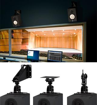 Yamaha HS8i студийные мониторы с системой подвеса