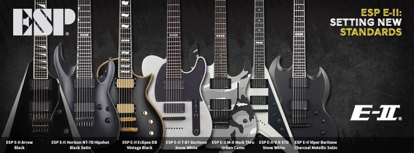 ESP E-II купить в Украине