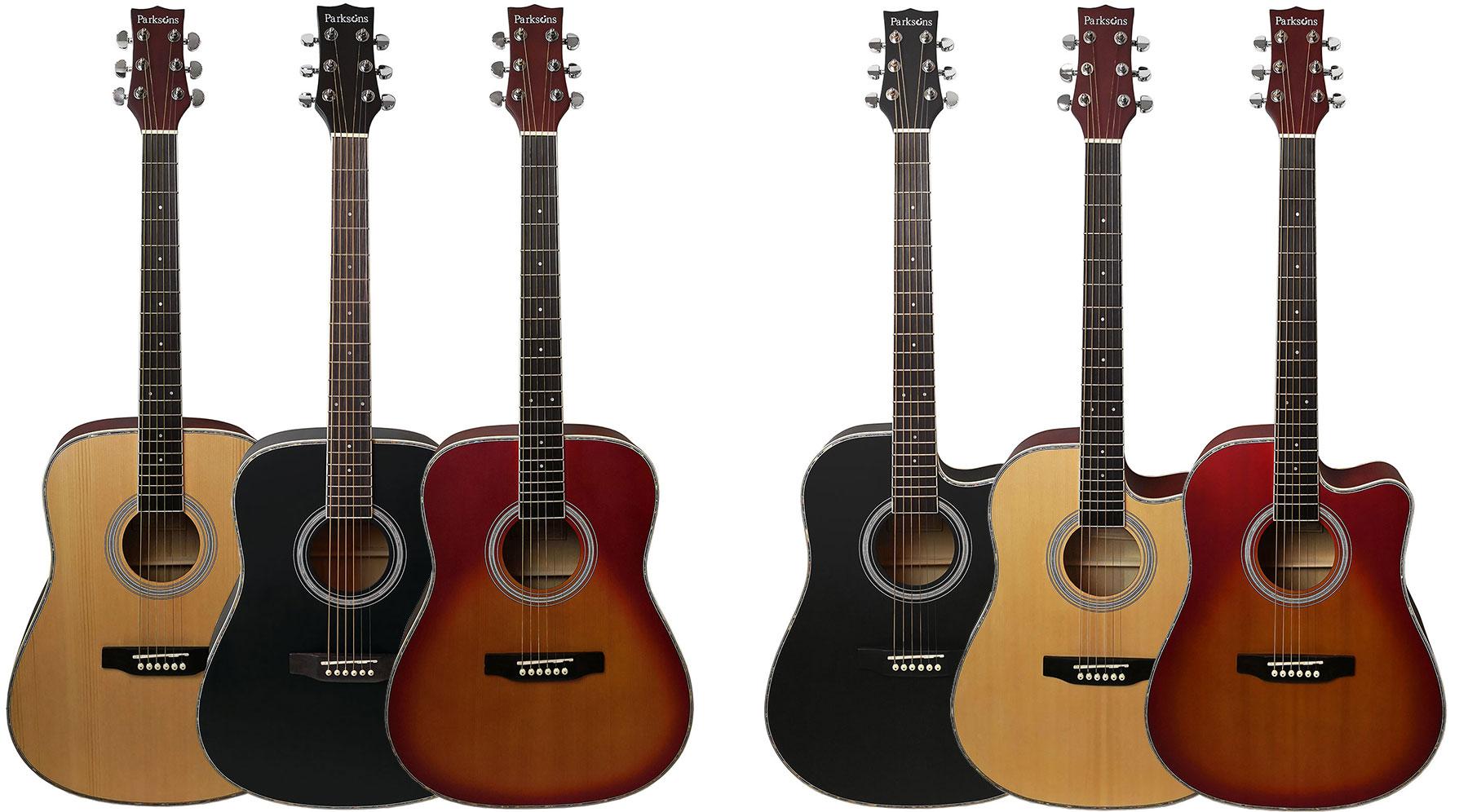 Parksons Guitars - JAM.UA