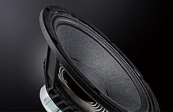 Yamaha DZR НЧ вуфер
