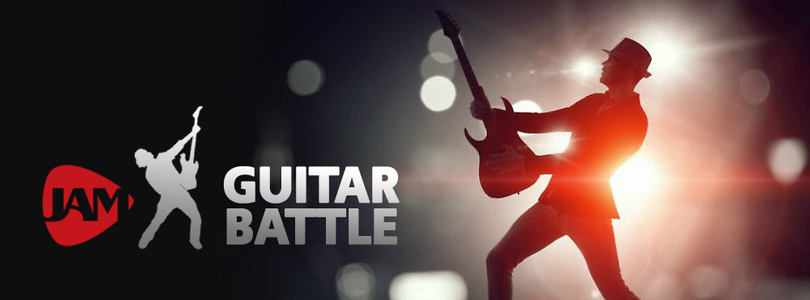 JAM Guitar Battle 2018