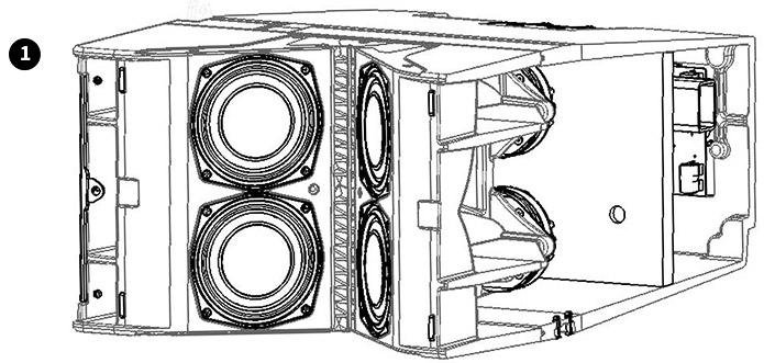 NEXO Vent system