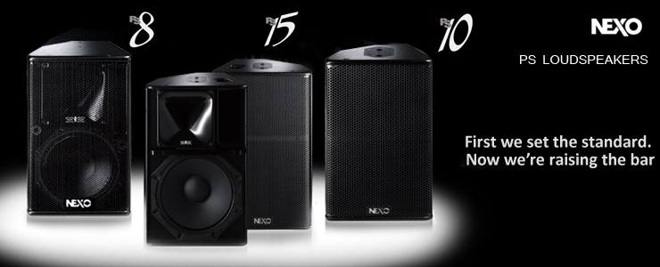 NEXO PS Series акустические системы