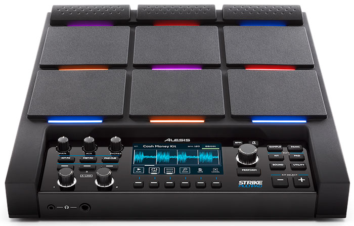 Alesis Strike MultiPad - JAM.UA