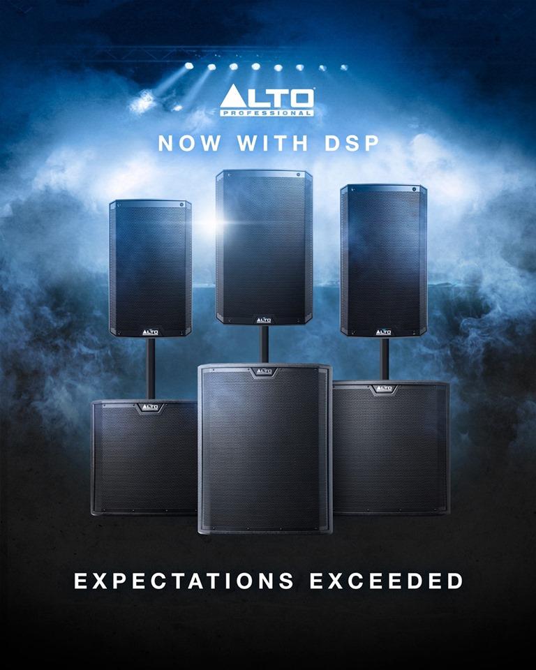 Сабвуферы Alto Professional TS3 уже доступны в продаже в JAM