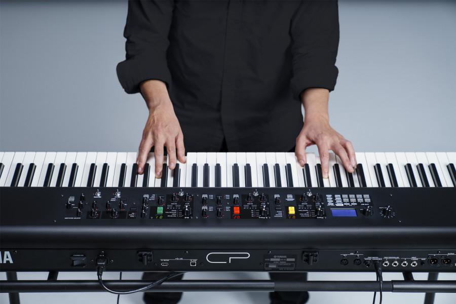 Yamaha CP73 CP88 звуки