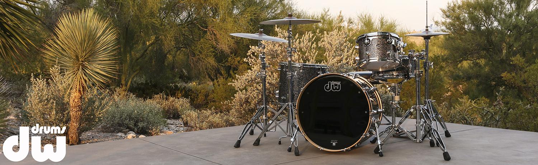 DW Drums купить Украина