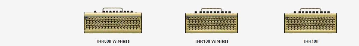 Yamaha THR-II гитарный усилитель