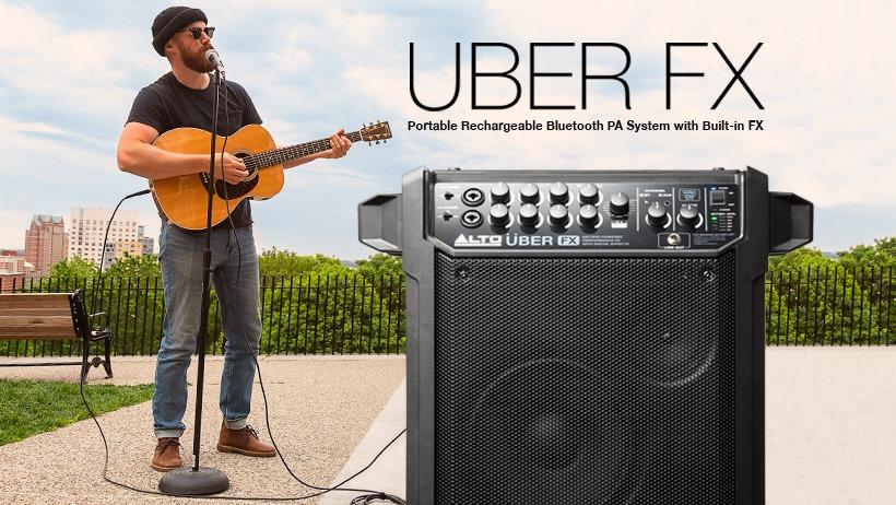 Alto Professional Uber FX купить