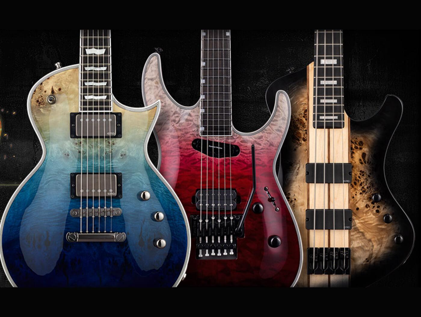 ESP E-II гитары купить в Украине