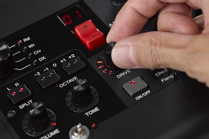 Yamaha CP73 CP88 эффекты