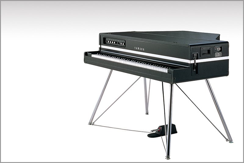 Yamaha CP73 CP88 звуки органов