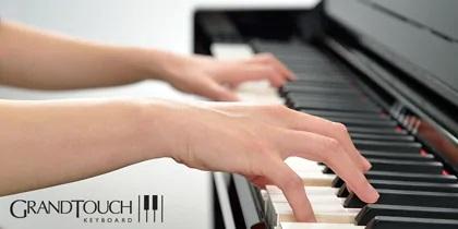Yamaha Grand Touch клавиатура