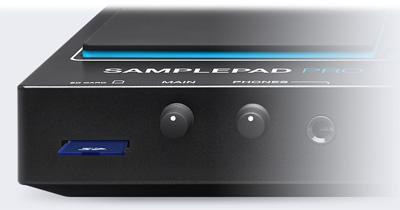 Alesis SamplePad Pro Jam.ua