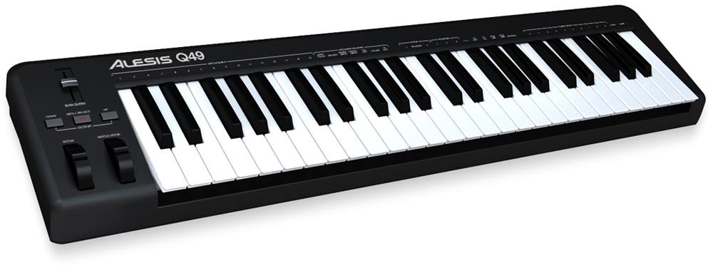 ALESIS Q49 MIDI клавиатура