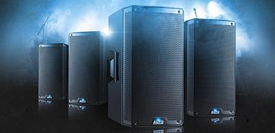 Alto Professional TS3 Series - JAM.UA