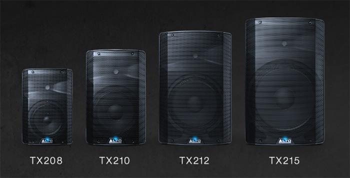 Alto Professional TX2 Series - JAM.UA