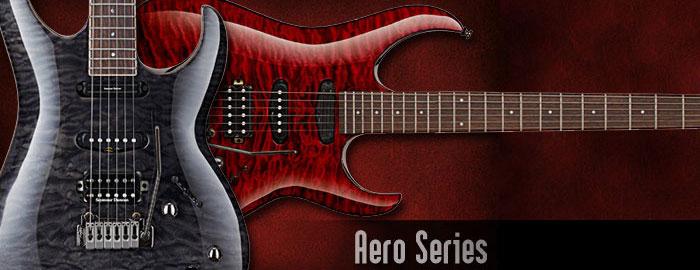 Cort Aero Series - JAM.UA