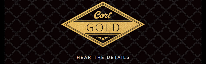 Cort Gold Series - JAM.UA