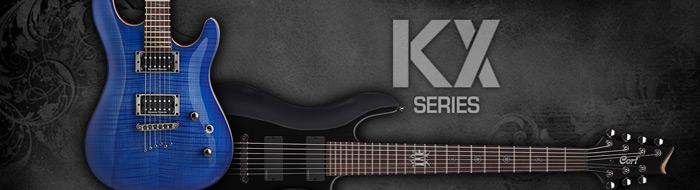 Cort KX Series - JAM.UA