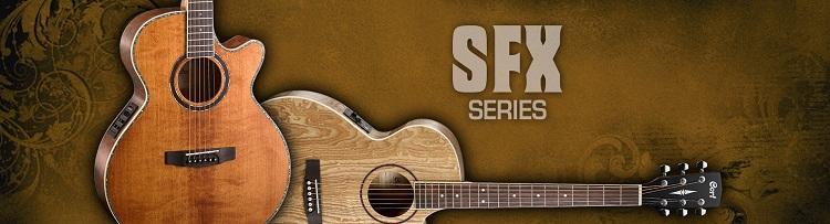Cort SFX series - JAM.UA