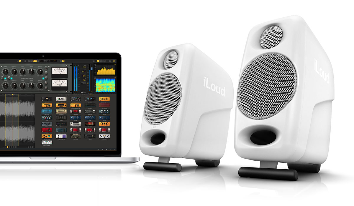 IK Multimedia iLoud Micro Monitors - JAM.UA
