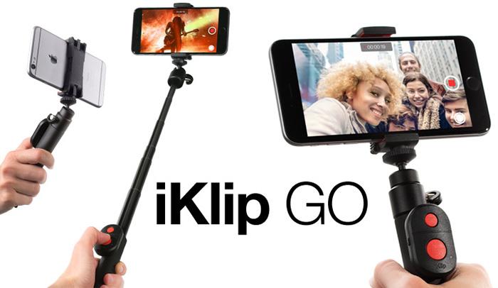 IK Multimedia IKlip Go - JAM.UA