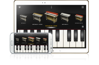 iLectric Piano FREE for Android