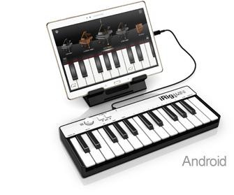 IK Multimedia IRig Keys Mini - JAM.UA