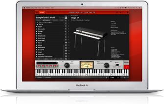 SampleTank 3 SE для Mac/PC