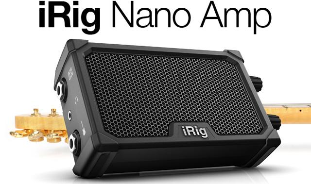 iRig Nano Amp - JAM.UA