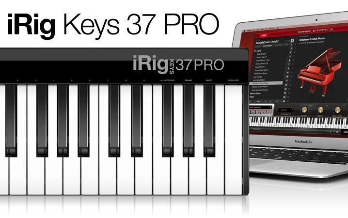 IK Multimedia iRig Keys 37 Pro купить в Украине