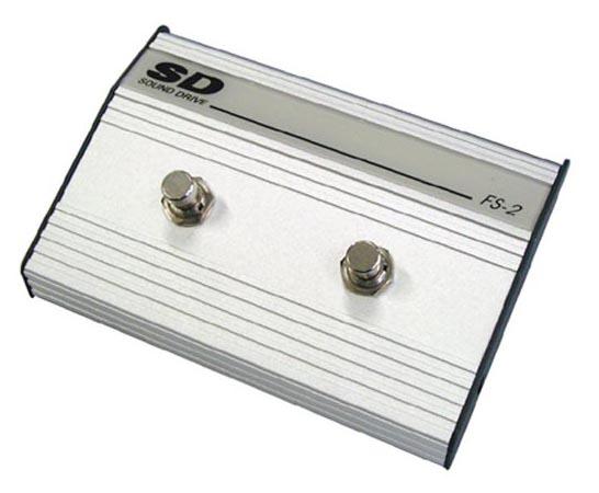 Sound Drive FS2 футсвич для комбика гитарного