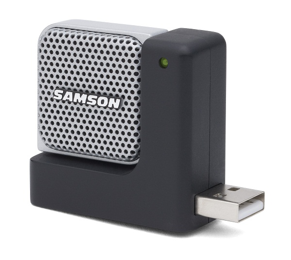 Samson Go Mic Direct микрофон для ноутбука USB