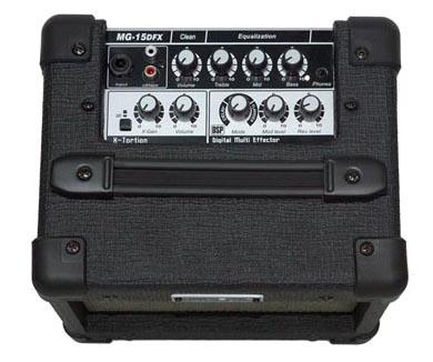 Sound Drive MG15DFX комбик для гитары