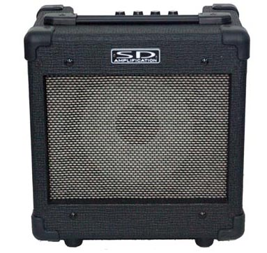 Sound Drive MG20EX комбоусилитель для гитары