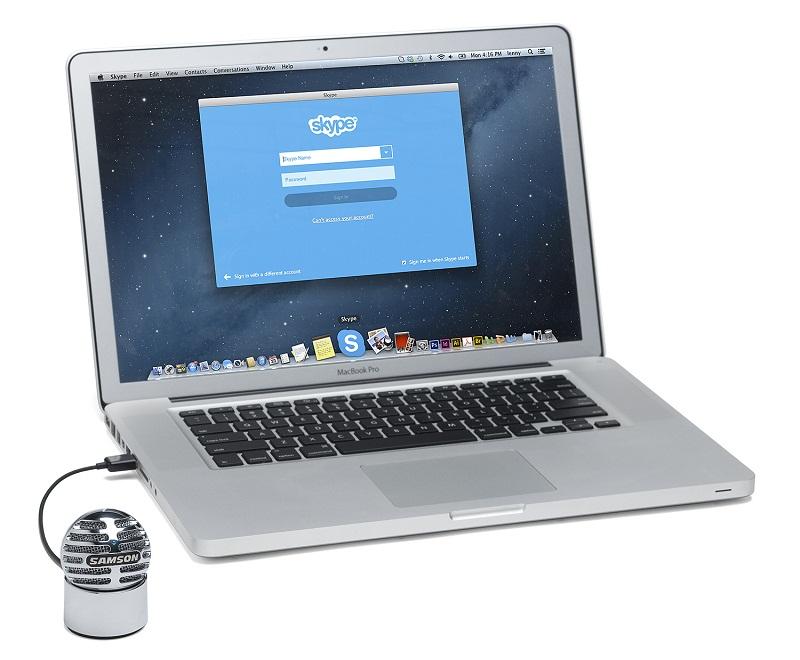 Samson Meteorite USB микрофон для PC/Mac/iOS купить