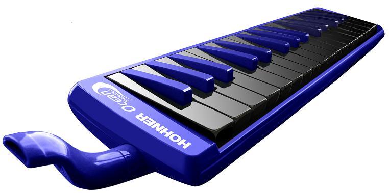 Hohner Ocean Melodica Blue Black мелодика
