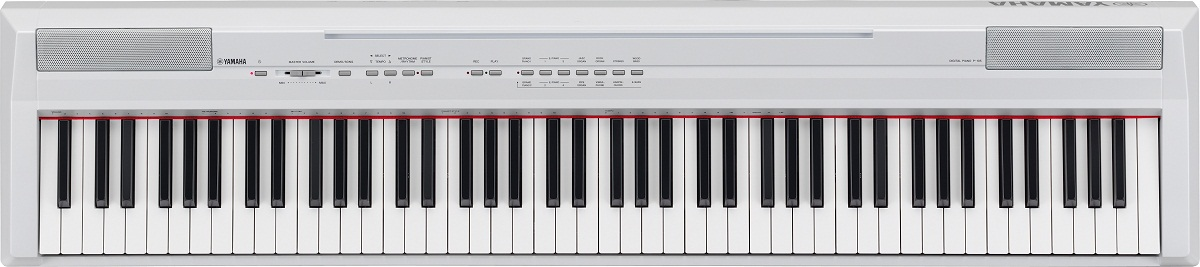 Yamaha P105 white цифровое сценическое пиано