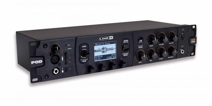 Line6 POD HD Pro v2.1 процессор для гитары
