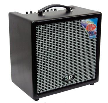 Sound Drive SM60FX комбик для акустической гитары