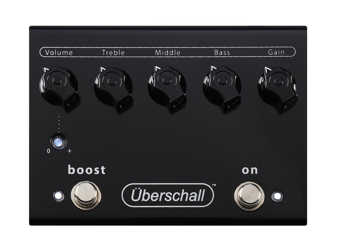 Bogner Uberschall pedal педаль эффектов