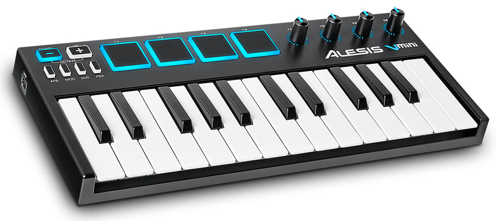 ALESIS V Mini MIDI клавиатура