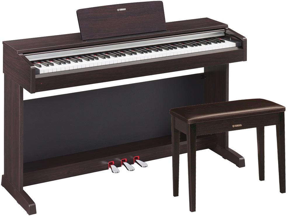 yamaha arius ydp 142r. Black Bedroom Furniture Sets. Home Design Ideas