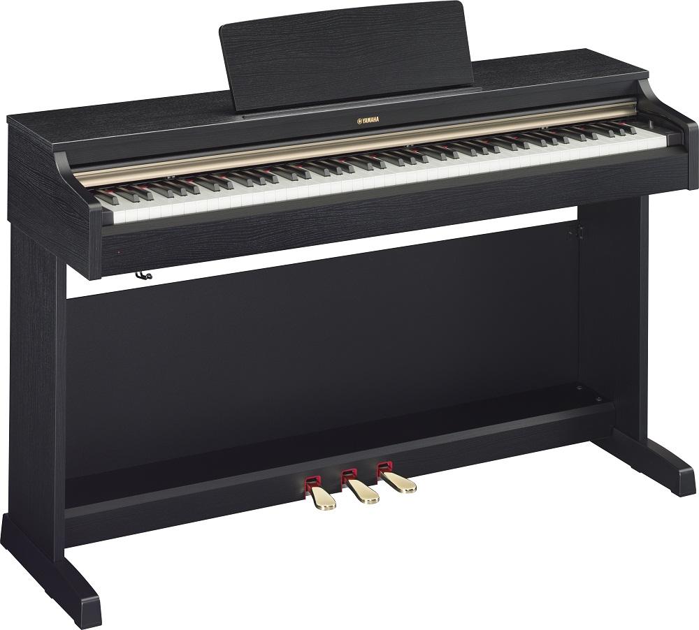 Yamaha Arius YDP162B цифровое пианино