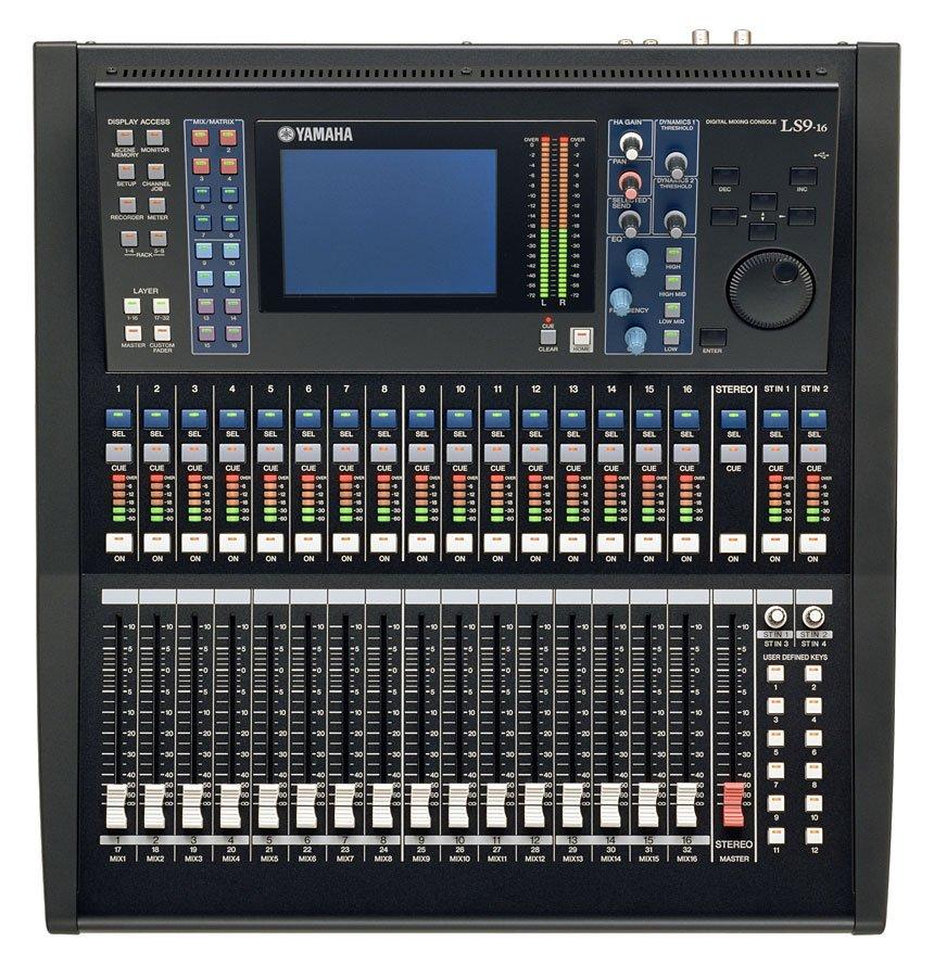 Yamaha LS9-16 цифровая микшерная консоль